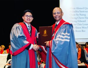 Fellow of Academy of Medicine Singapore